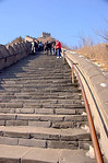 And, yes Jerred, Mom did climb the Great Wall... part of the way at least... She gave it a valiant effort...